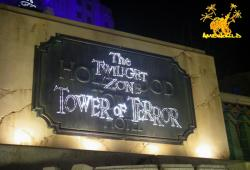 The Twilight Zone Tower Of Terror*